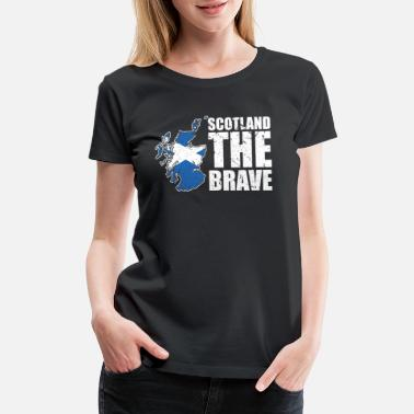 Great Lakes Scotland - Women's Premium T-Shirt