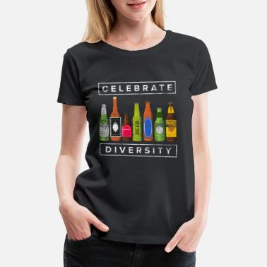 Gourmet Beer Types Of Beer - Women's Premium T-Shirt