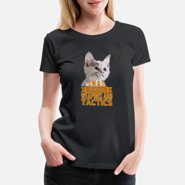 Bad Kitty kitty - Women's Premium T-Shirt