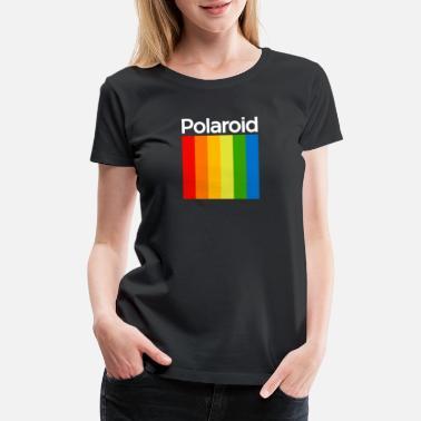 b91e8e2bc Polaroid Polaroid - Women's Premium T-Shirt