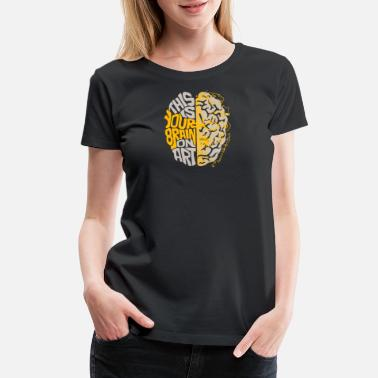 Art Club Vasser HS Art Club - Women's Premium T-Shirt