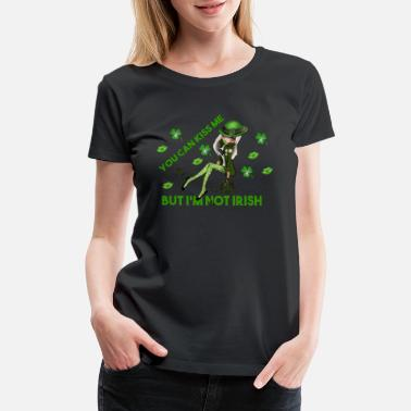Sexy Irish KISS ME - Women's Premium T-Shirt