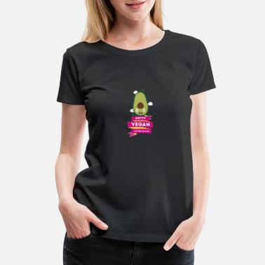 Tomato dotty vegan mother in law - Women's Premium T-Shirt