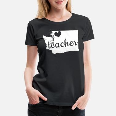 German Teacher teacher - Women's Premium T-Shirt