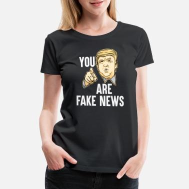 ee3a9785b575a Shop Donald Trump Funny T-Shirts online | Spreadshirt
