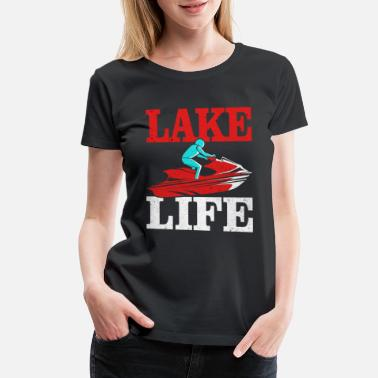 Watercraft Jet Ski - Women's Premium T-Shirt