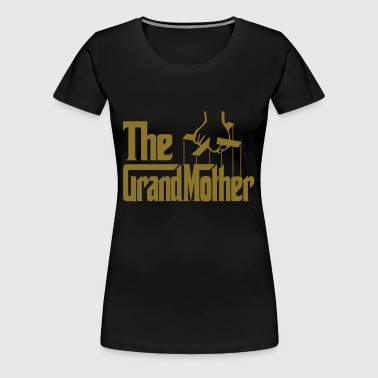 The Grandmother - Women's Premium T-Shirt
