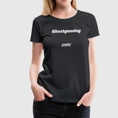 Ghostgaming Sync - Women's Premium T-Shirt