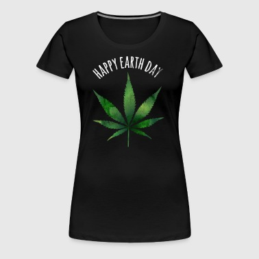 Hemp Earth Day 420 - Women's Premium T-Shirt
