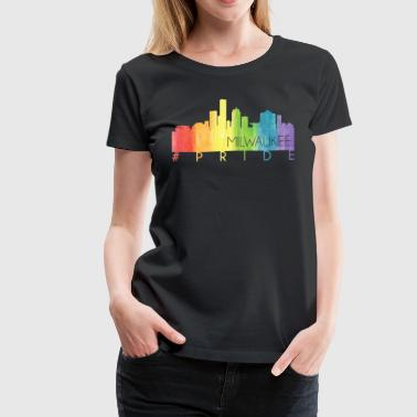 Milwaukee Pride - Women's Premium T-Shirt
