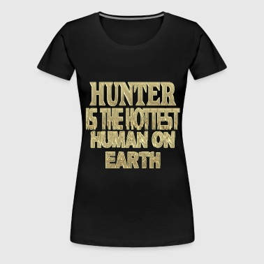 Hunter - Women's Premium T-Shirt
