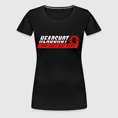 headshot - Women's Premium T-Shirt