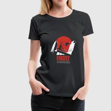Firefly fan - The animated series - Women's Premium T-Shirt