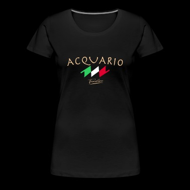 ACQUARIO Tricolore - Women's Premium T-Shirt