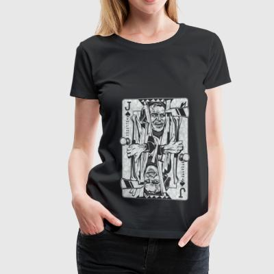 Jack of Torrance - Women's Premium T-Shirt