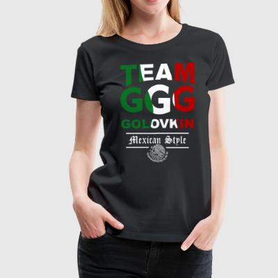 team GGG - Women's Premium T-Shirt