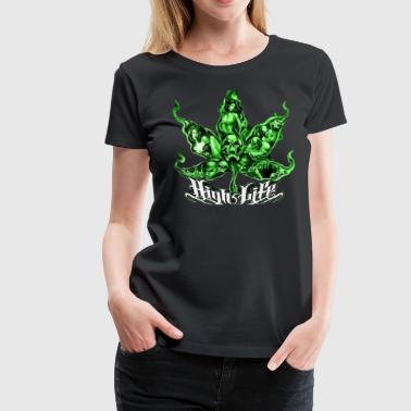 high2 - Women's Premium T-Shirt
