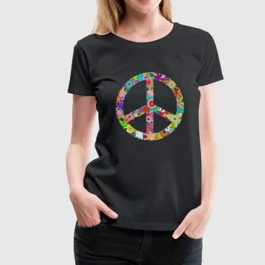 peace11 - Women's Premium T-Shirt