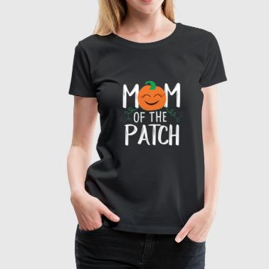 Mom of the Patch - Women's Premium T-Shirt
