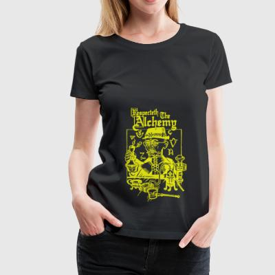 Respecteth The Alchemy - Women's Premium T-Shirt