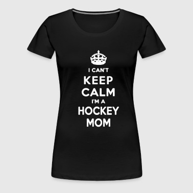 Hockey Mom Shirt - Women's Premium T-Shirt