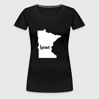 MN Home - Women's Premium T-Shirt