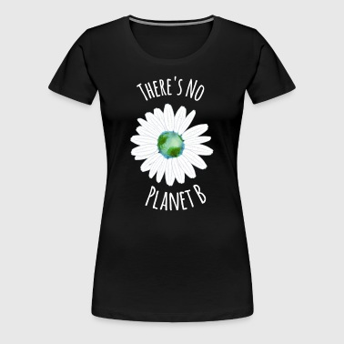 Earth Flower - Women's Premium T-Shirt