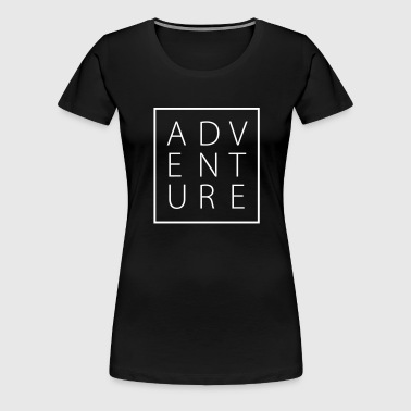 Adventure (dh) - Women's Premium T-Shirt