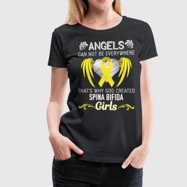 Spina Bifida Awareness - Women's Premium T-Shirt