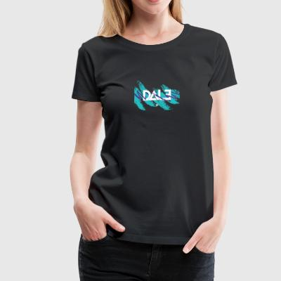 Dixie DALE Black - Women's Premium T-Shirt
