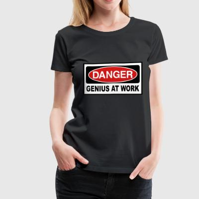 genius - Women's Premium T-Shirt
