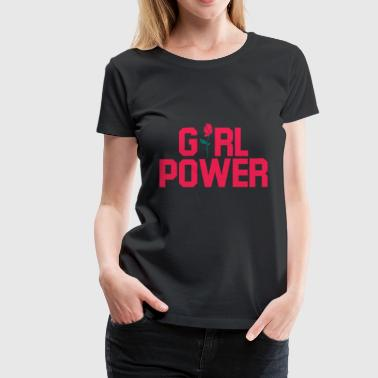 Girl Power. Girl Power gifts.Best Seller. Girls. - Women's Premium T-Shirt
