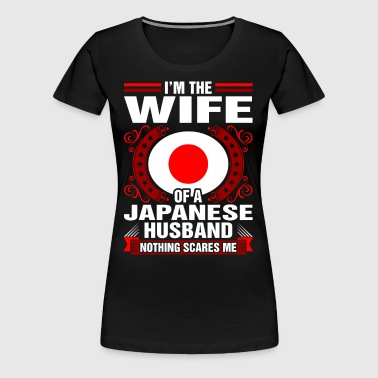 Im The Wife Of A Japanese Husband - Women's Premium T-Shirt