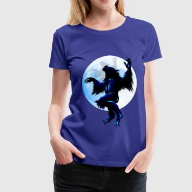 Werewolf On The Loose - Women's Premium T-Shirt