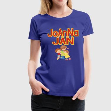 JAN - Women's Premium T-Shirt