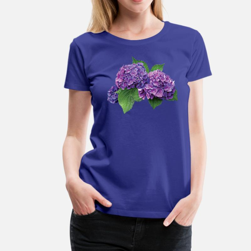 ef249285fe13 Shop Hydrangea T-Shirts online