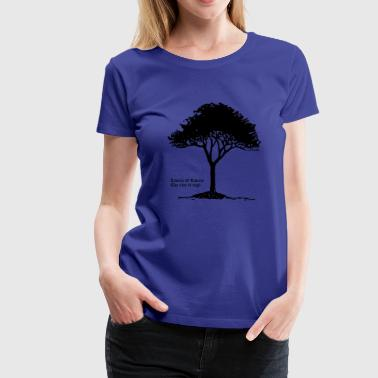 Liberty Tree - Women's Premium T-Shirt