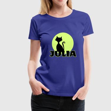 Julia first name - Women's Premium T-Shirt