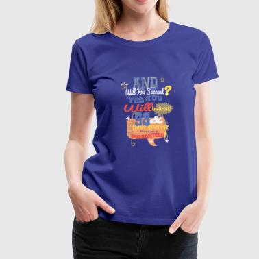 Reading Is Our Thing And will you succeed - Women's Premium T-Shirt