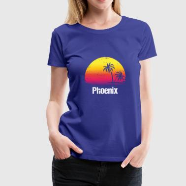 Summer Vacation Phoenix Shirts - Women's Premium T-Shirt