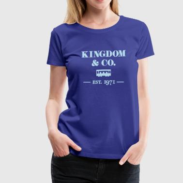Magic Kingdom Kingdom And Co. - Women's Premium T-Shirt