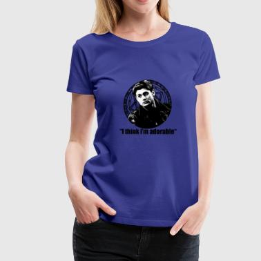 adorable - Women's Premium T-Shirt