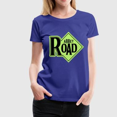 Abbey Road. Beatles ABBEY ROAD - Women's Premium T-Shirt