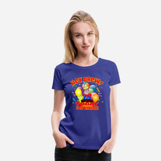 Right T-Shirts - TV Game Show Contestant - TPIR (The Price Is...) - Women's Premium T-Shirt royal blue