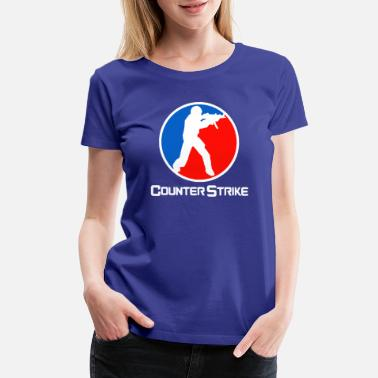 Strike COUNTER STRIKE - Women's Premium T-Shirt