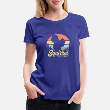 Rehabb Squirrel Lovers Gift - Women's Premium T-Shirt