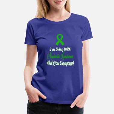 Greendale Nephrotic Syndrome - Women's Premium T-Shirt