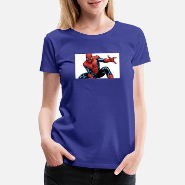 Spider Man Women S Premium T Shirt