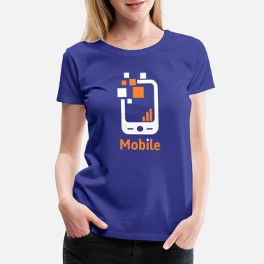 Mobility Mobile - Women's Premium T-Shirt