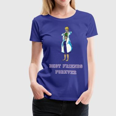 Totem Pole Trench Friends - Women's Premium T-Shirt